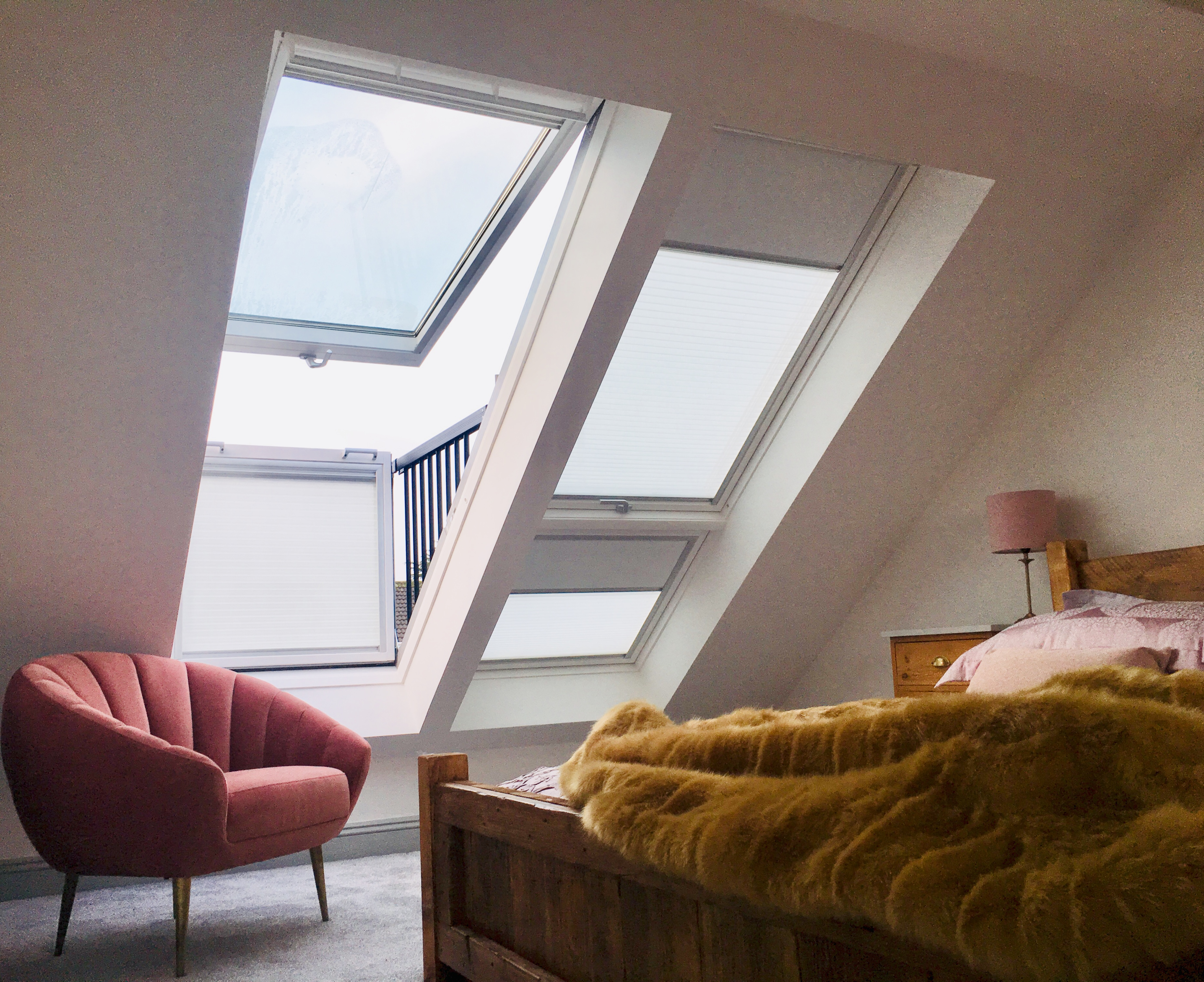 house attic room