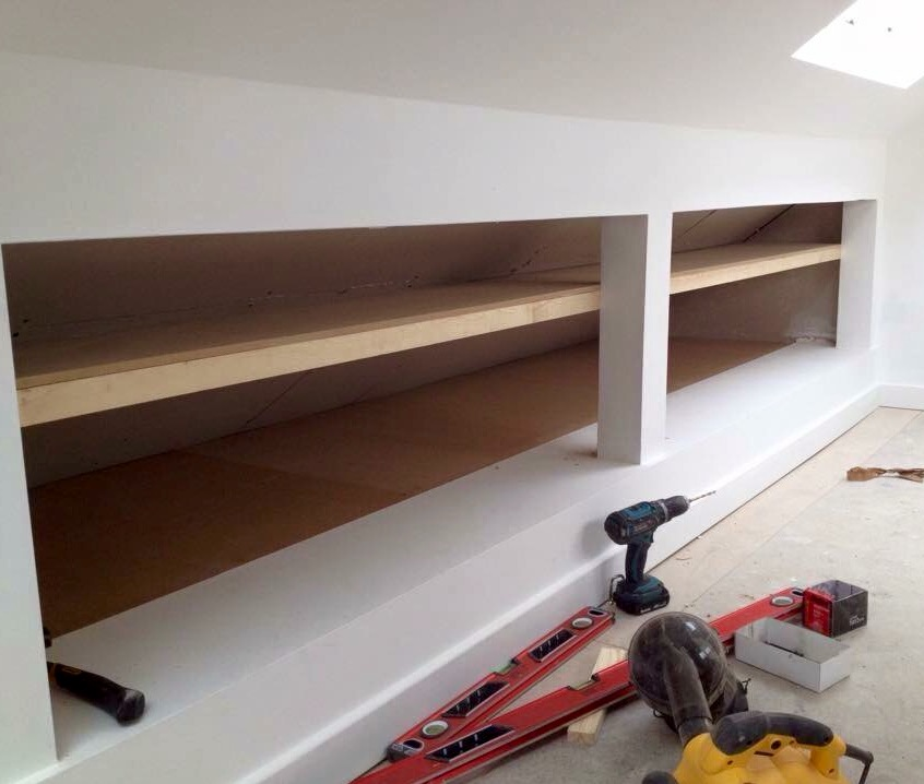 joinery storage